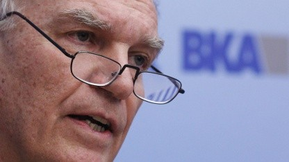 Jörg Ziercke, Präsident des Bundeskriminalamt