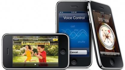 O2 senkt den Preis für das iPhone 3GS um 200 Euro.
