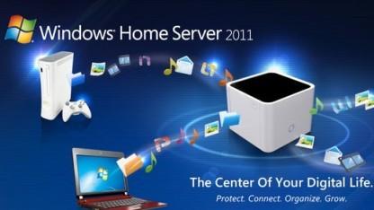 Windows Home Server 2011 soll mehr Verbreitung finden.