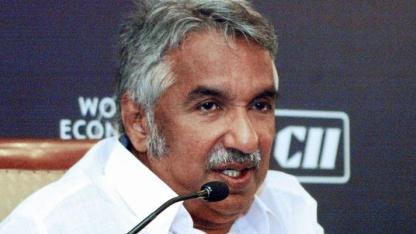 Das Volk darf ihm über die Schulter schauen: Oommen Chandy, Regierungschef des indischen Bundesstaates Kerala