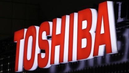 Auch Toshiba ist nun im Visier von Hackern.
