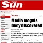 Reaktion auf Abhörskandal: Lulzsec verkündet frech den Tod von Rupert Murdoch