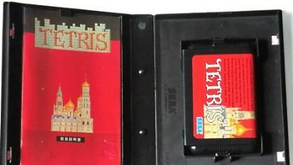 Tetris für Segas Mega Drive
