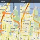 Karten: Verbessertes Design für Google Maps