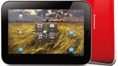 Ideapad Tablet K1 mit angepasstem Honeycomb