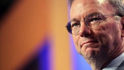 Eric Schmidt zweifelt Apples Erfolgsschancen gegen HTC an.