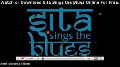 Sita Sings The Blues: Der Blues kommt nach Deutschland.