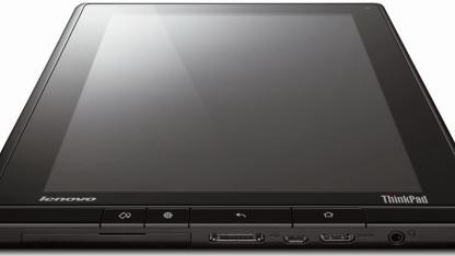 Lenovos Thinkpad Tablet kommt im September