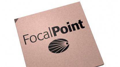 Focal-Point-Chip von Fulcrum Microsystems