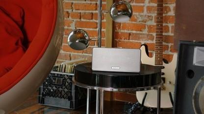 Der Play:3 ist Teil von Sonos Multiroom-Audiosystem
