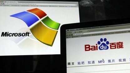 Baidu kontra Microsoft: mit eigenem Browser gegen den Internet Explorer