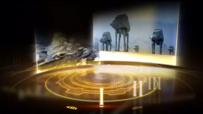 iPad-App Star Wars Blu-ray: Early Access