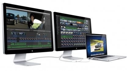 Apple veröffentlicht ein Update für den Betrieb von Thunderbolt-Displays.