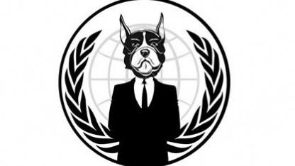 Akincilar verunstalteten Anonplus.com und das Anonymous-Logo.