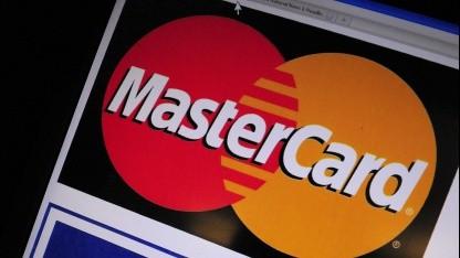 Logo der Kreditkartenorganisationen Mastercard