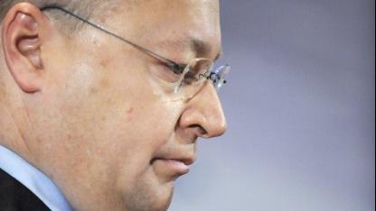 Konzernchef Stephen Elop