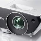 BenQ-Projektor: Filme auf großer Leinwand mit kurzer Distanz