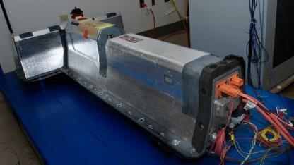 Akku des Chevrolet Volt: Speicher für Sonnen- und Windenergie