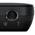 Sony: Extrem flache Kamera mit großem OLED-Touchscreen