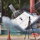 Raumfahrt: Nasa testet Wasserung des Weltraumfahrzeugs Orion