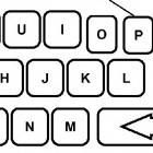 Morphing: Bildschirmtastatur passt sich den Fingern an