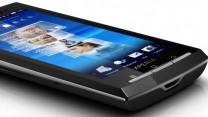 Sony Ericsson will Gingerbread für das Xperia X10 noch diese Woche verteilen.