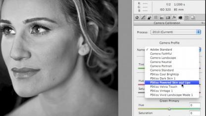 Kameraprofile von Pskiss Skin & Scenery Color