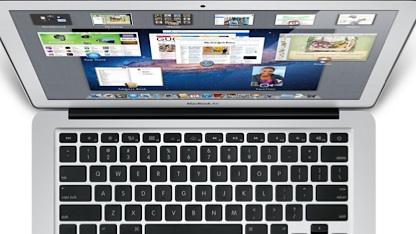 Wird die ganze Macbook-Familie nun so flach wie das Air?
