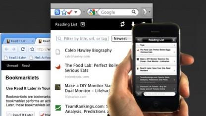 Webinhalte immer und überall verfügbar