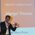 Smartphones: Microsofts Windows Phone 7 Mango ist fertig