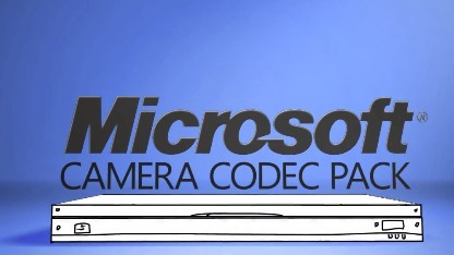 Microsoft Camera Codec Pack für Windows 7 und Vista