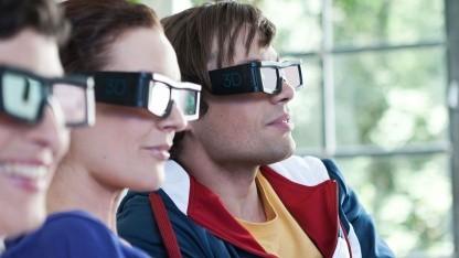 Entertain bekommt einen 3D-Live-Sender
