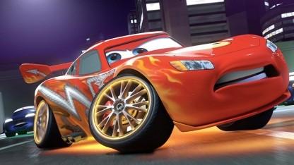 Cars 2 - Lightning McQueen