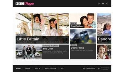 BBC-iPlayer-App nun auch in Deutschland