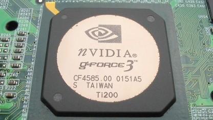 Treiber-Updates für zehn Jahre alte Nvidia-Chips
