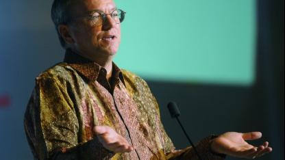 Google-Aufsichtsratschef Eric Schimdt am 22.Juli 2011.