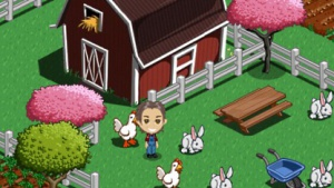 Farmville & Co.: Patentklage gegen Zynga
