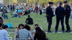 Die Giant-Aperitif-Party in Paris wurde über Facebook organisiert