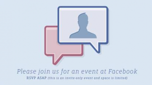 Facebook-Einladung für den 6. Juli 2011