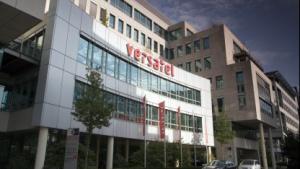 Versatel-Zentrale in Düsseldorf
