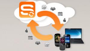 Simyo Sync speichert Handydaten in der Cloud.