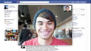 Facebook-Videotelefonie setzt auf Skype-Technik