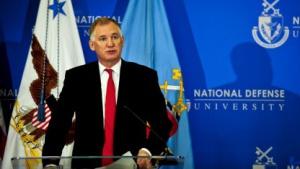 Dynamische Verteidigung: William Lynn stellt neue US-Cyberstrategie vor