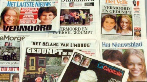 Belgische Presse aus dem Jahr der Klage, 2006