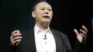 HTC-Konzernchef Peter Chou