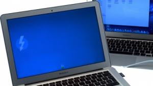 Die neuen Macbook-Air-Modelle unterstützen die Thunderbolt-Schnittstelle