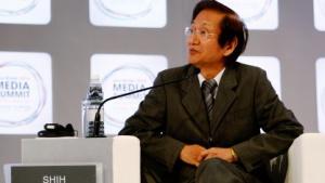 Jonney Shih, Aufsichtsratchef von Asus, im März 2010.