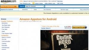 Amazon akzeptiert keine neuen Android-Anwendungen aus Deutschland.