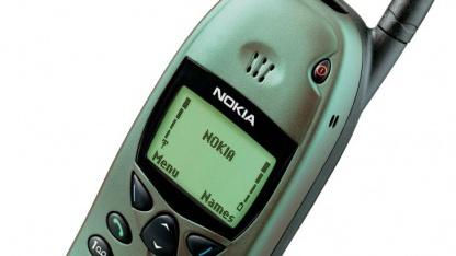 Nokia 6110 aus dem Jahr 1998