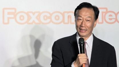 Will Menschen durch Roboter ersetzen: Foxconn-Chef Terry Gou